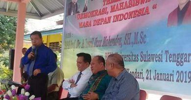 Kuliah Umum oleh Prof. Dr. H. Yusril Ihza Mahendra, SH.,M.Sc